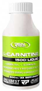 Real Pharm L-Carnitine 1500 Liquid (500 мл)